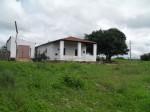 A casa que já tinha na Fazenda Guerrilhas